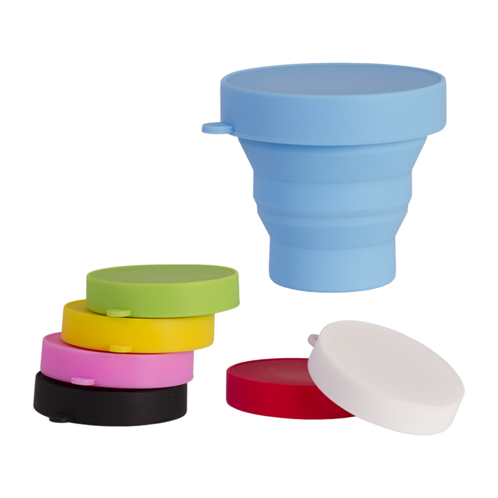 Mini Copo de Silicone 150ml