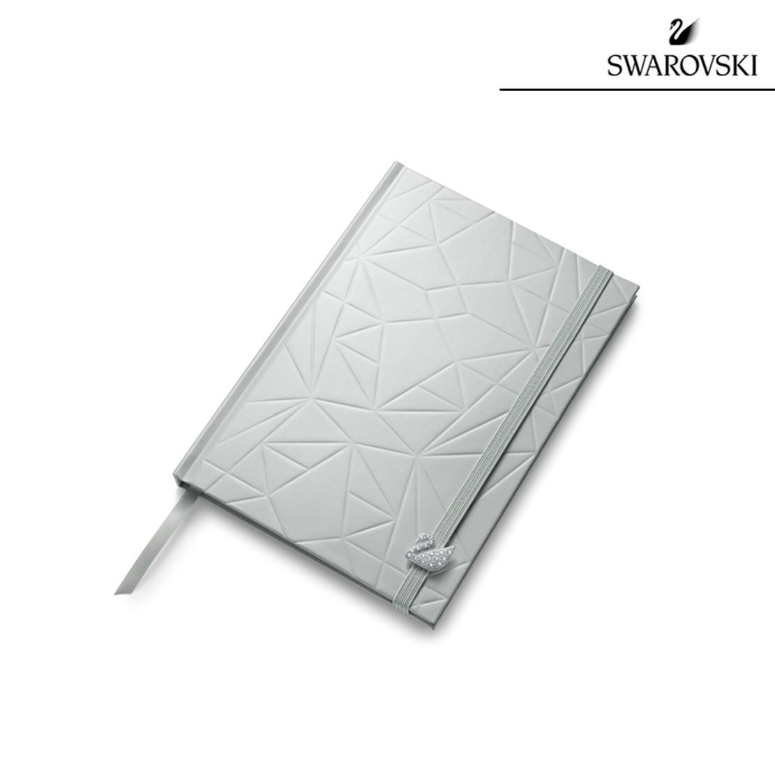 Caderneta White Swarovski