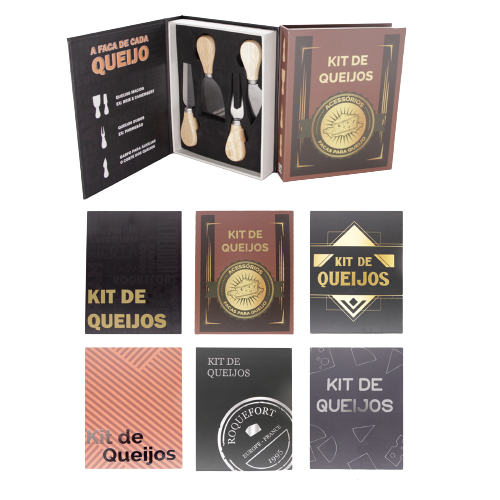 Kit Queijos Box