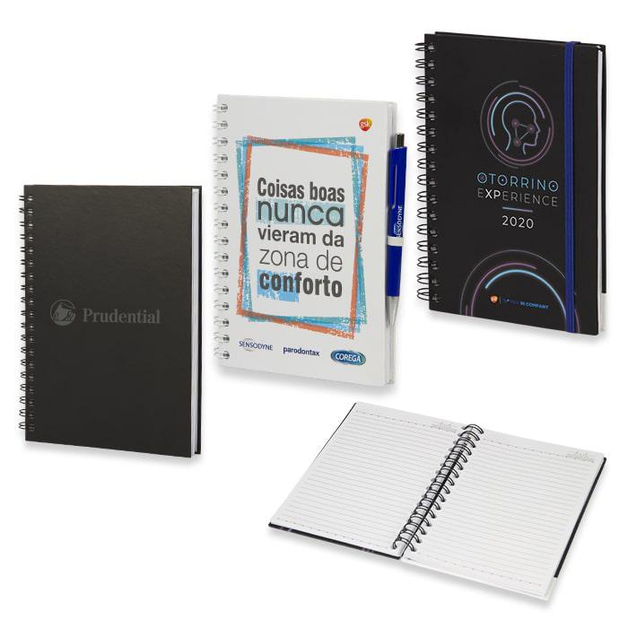 Caderno customizado 17x24