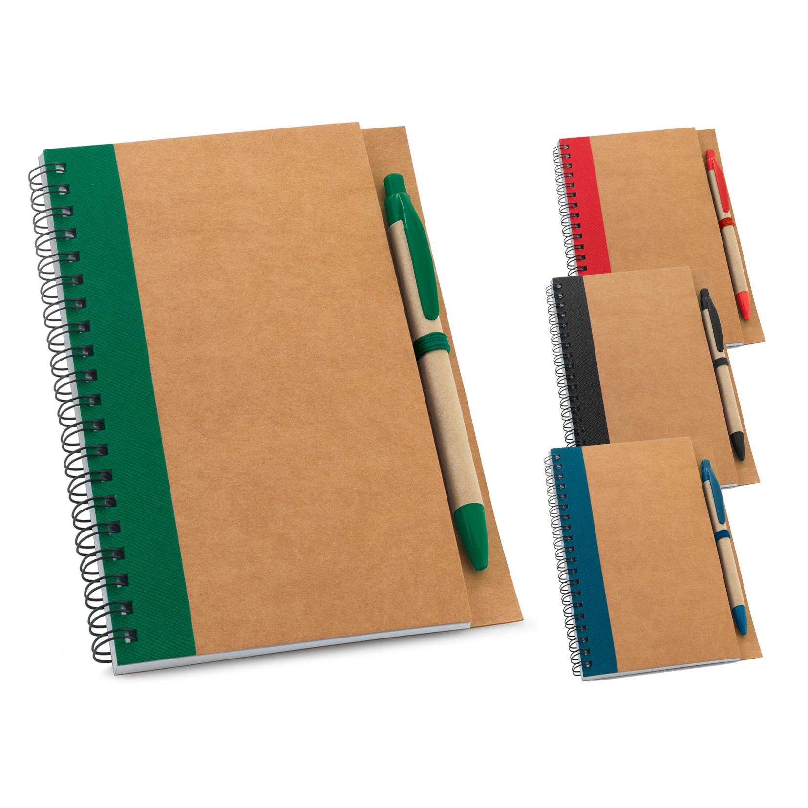 Caderno Reciclado 715