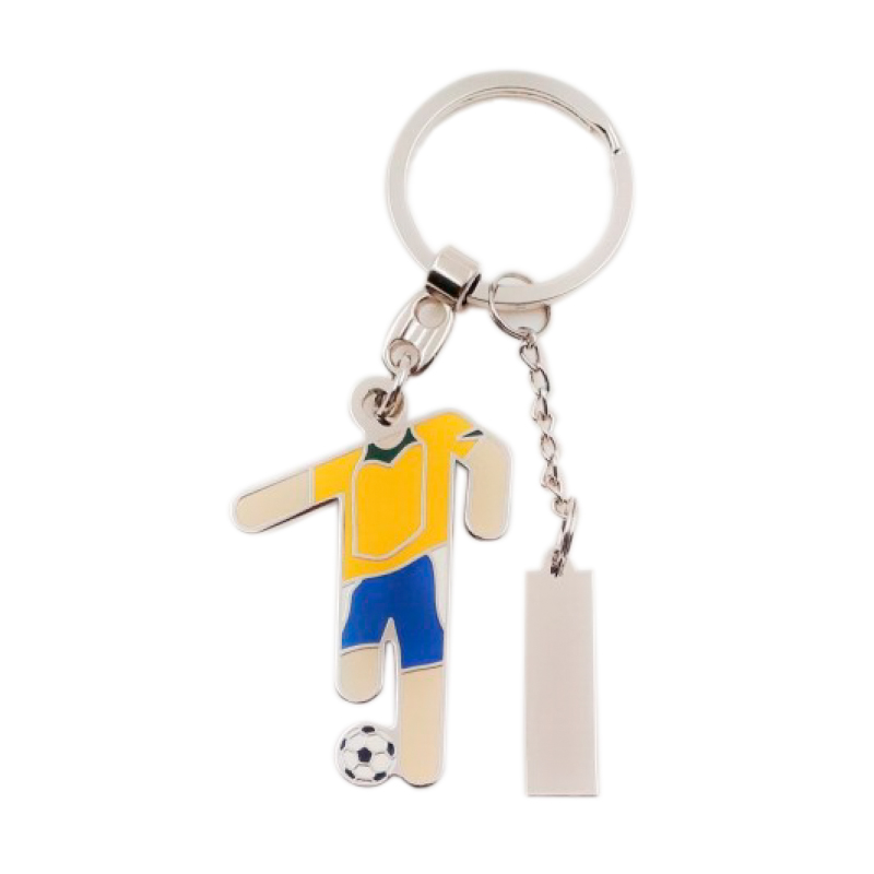 Chaveiro Jogador Brasil