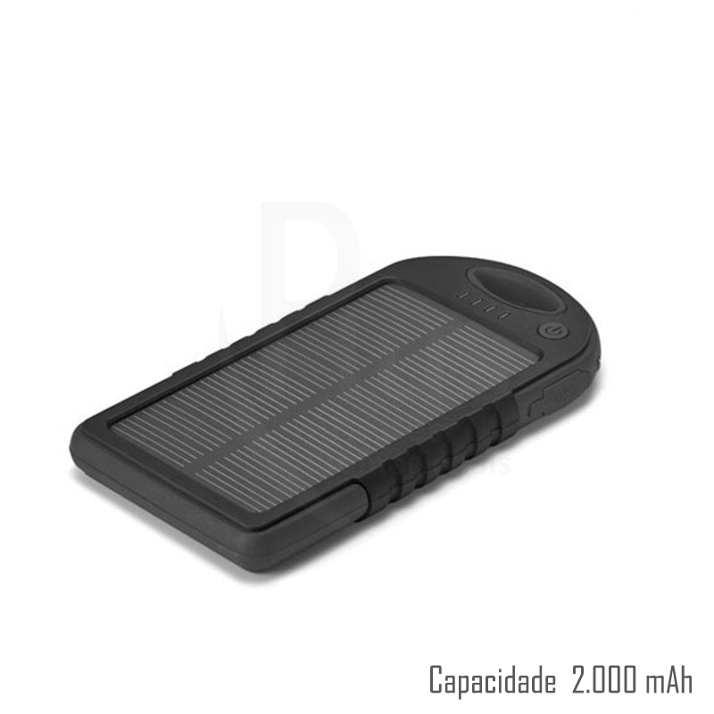 Power Bank Solar 371