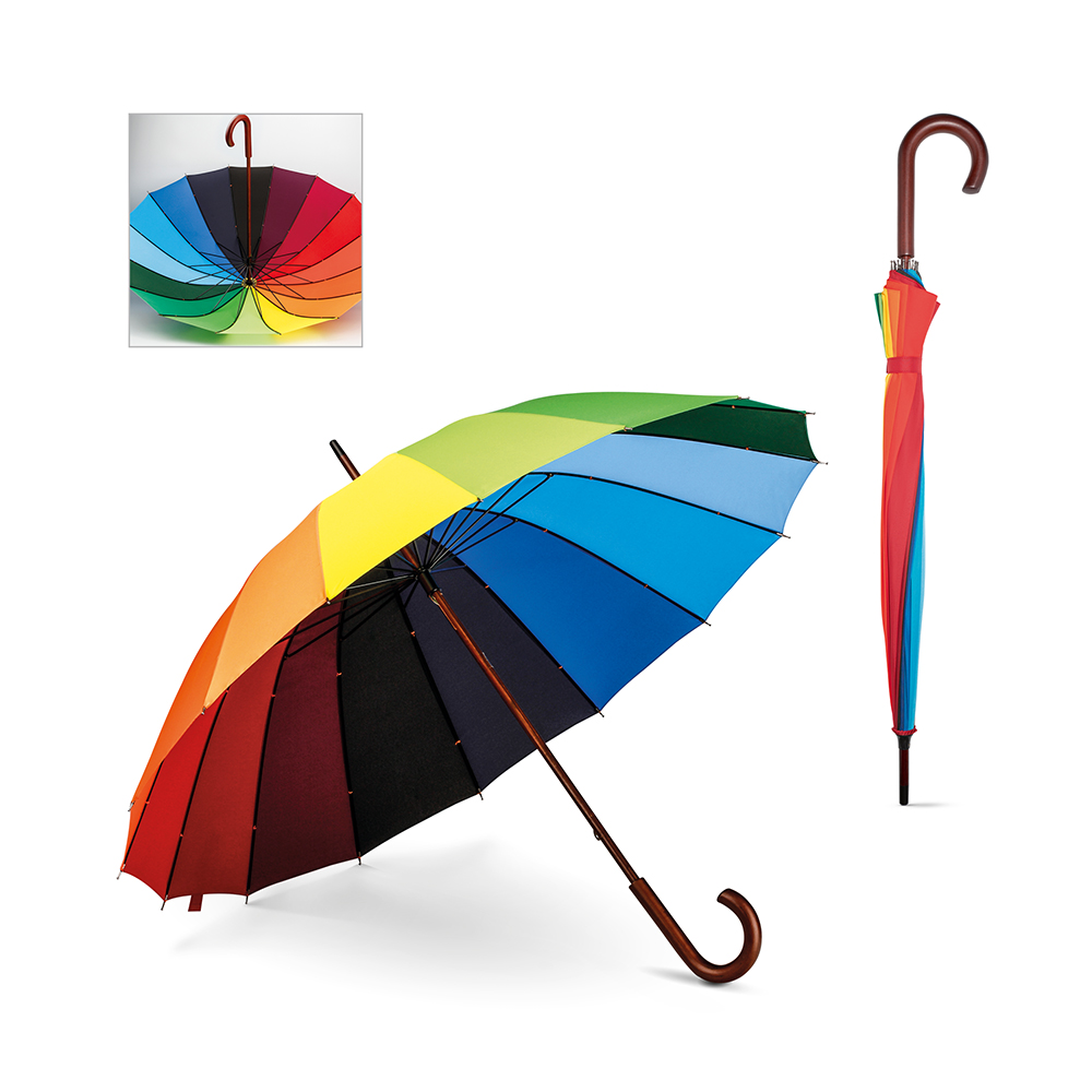 Guarda-chuva Arco-Íris 140