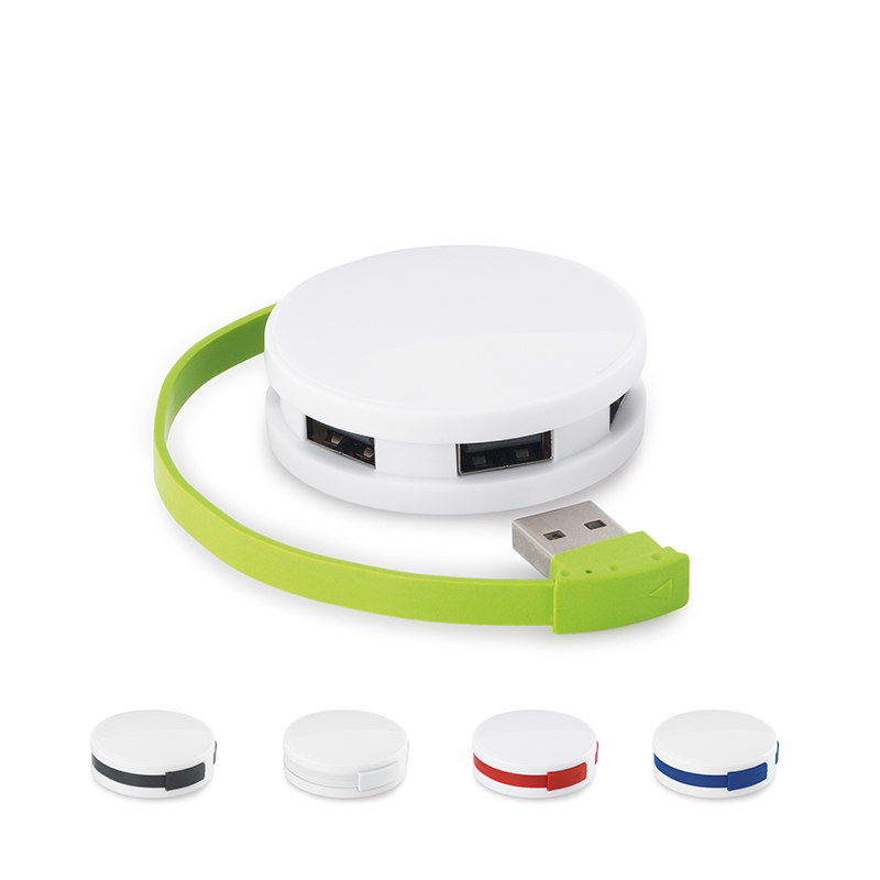 Hub USB 357