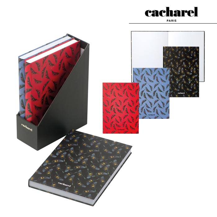 Kit Caderno Victoire Cacharel