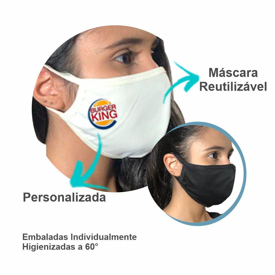 Máscara Confort