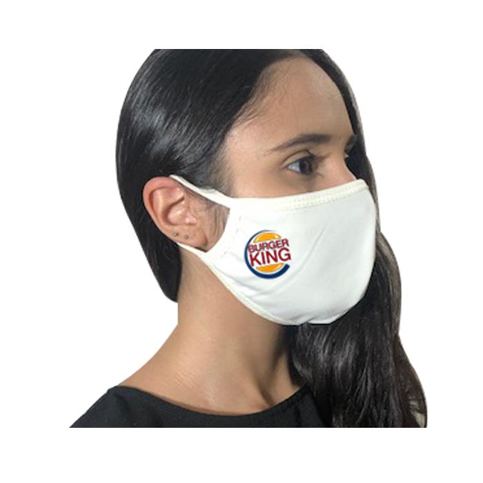 Máscara Proteção Duplo Dry
