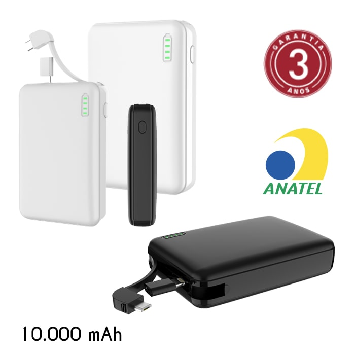 Power Bank Universal 10K
