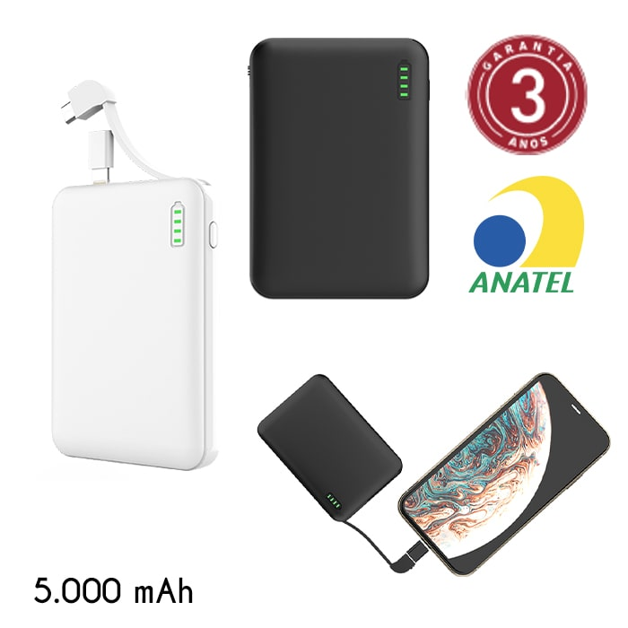 Power Bank Universal 5K