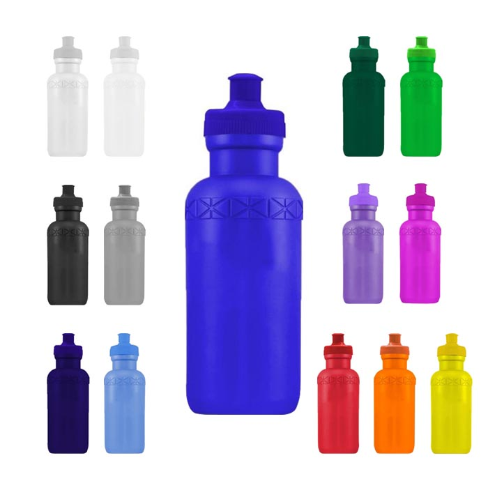 Squeeze Plástica 500ml
