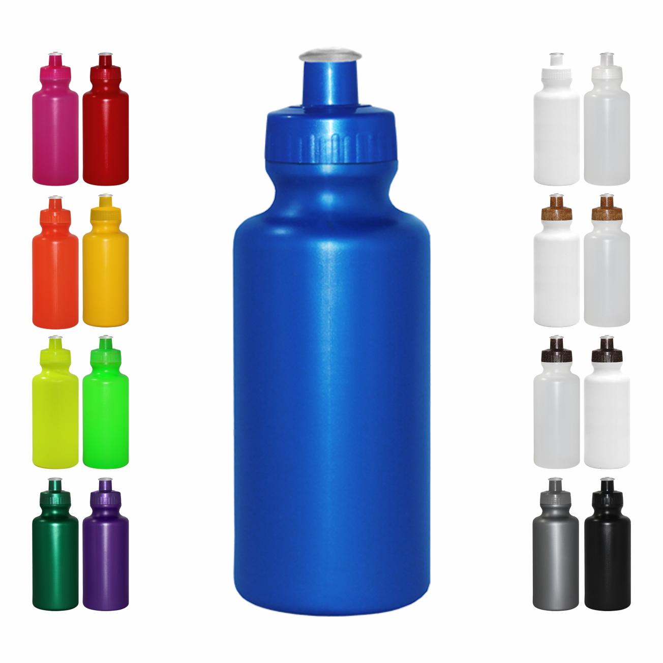 Squeeze Plástica 550mL