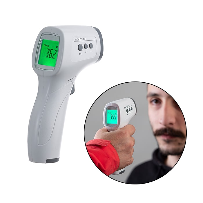 Termômetro de Testa B300